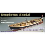 1/16 Bosphorus sandal (Ayvansaray olta sandalı)