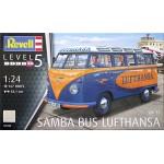 REVELL 1/24 VW T1 Samba Lufthansa