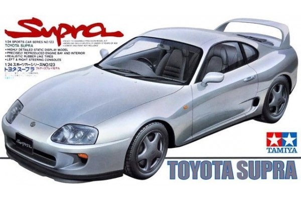 TAMIYA 1/24 Toyota Supra