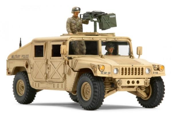 TAMIYA 1/48 US Modern 4x4 w/Grenade