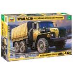 ZVEZDA 1/35 URAL 4320 Truck