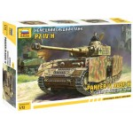 ZVEZDA 1/72 Pannzer lV Ausf.H
